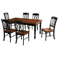 Monarch Double X Back Dining Chairs Chair Stool Retro All In One