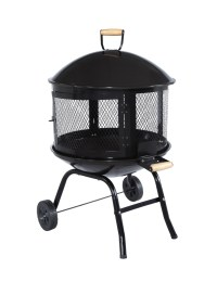 Outdoor Portable Fire Pit: Add Warmth and Style Thanks to ...