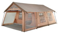 Northwest Territory Front Porch Tent 18 x 12: Outdoor