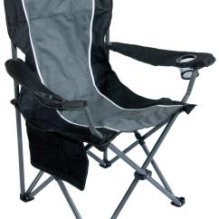 Oversized Folding Quad Chair Wicker Cushions With Ties Big Boy Xl Black Comfort And Style From Kmart