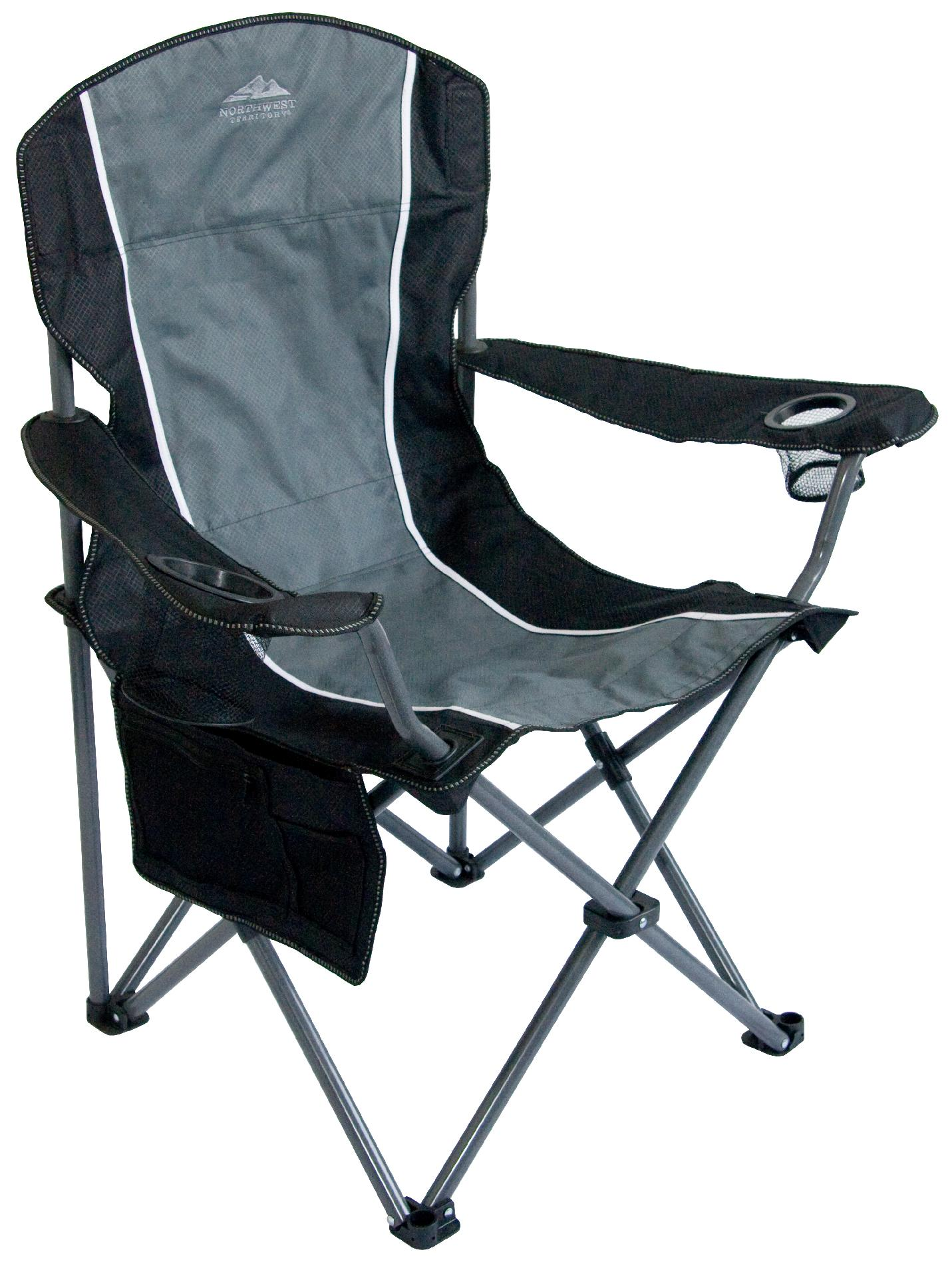 northwest territory chairs chair lumbar support big boy xl quad black comfort and style from kmart