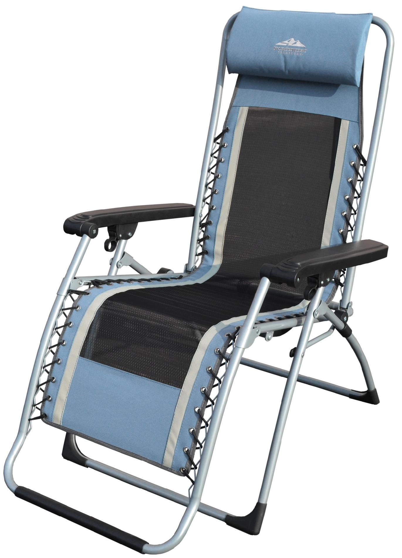 sonoma anti gravity chair review metallic silver spandex covers northwest territory suspension lounger sears