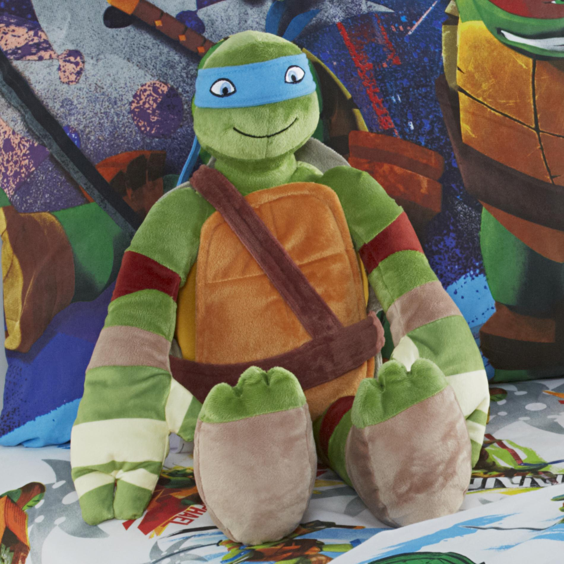 Nickelodeon Teenage Mutant Ninja Turtles Leonardo Plush