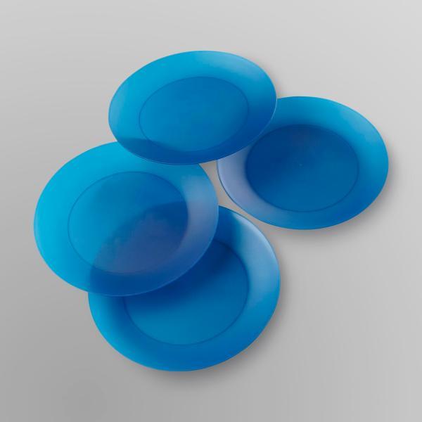 Microwave-Safe Plastic Plates