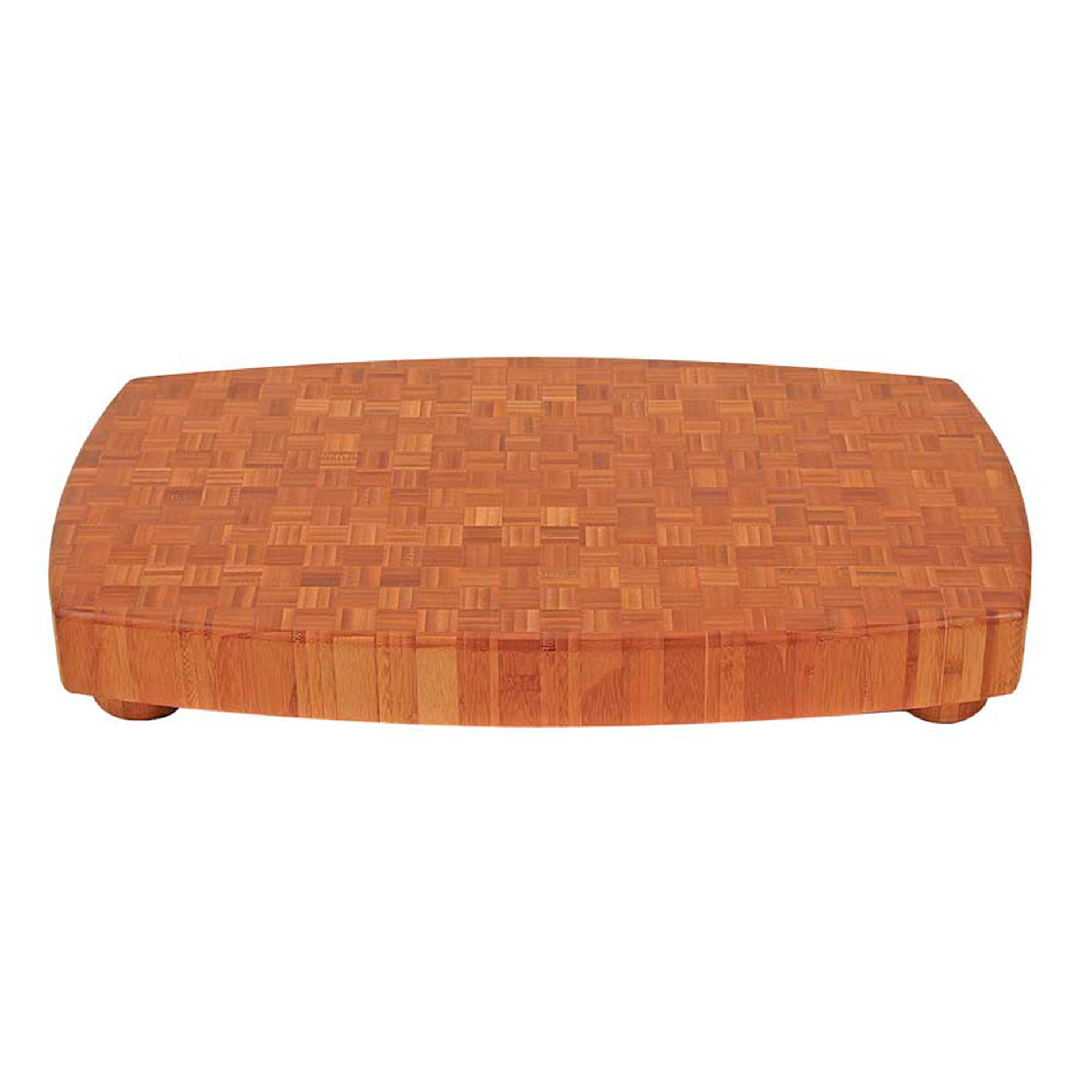 Totally Bamboo  Rectangle Butcher Block Cutting Board