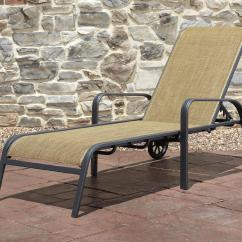 Sling Chaise Lounge Chair Custom Patio Cushion Covers Panorama Get Premium Relaxation From