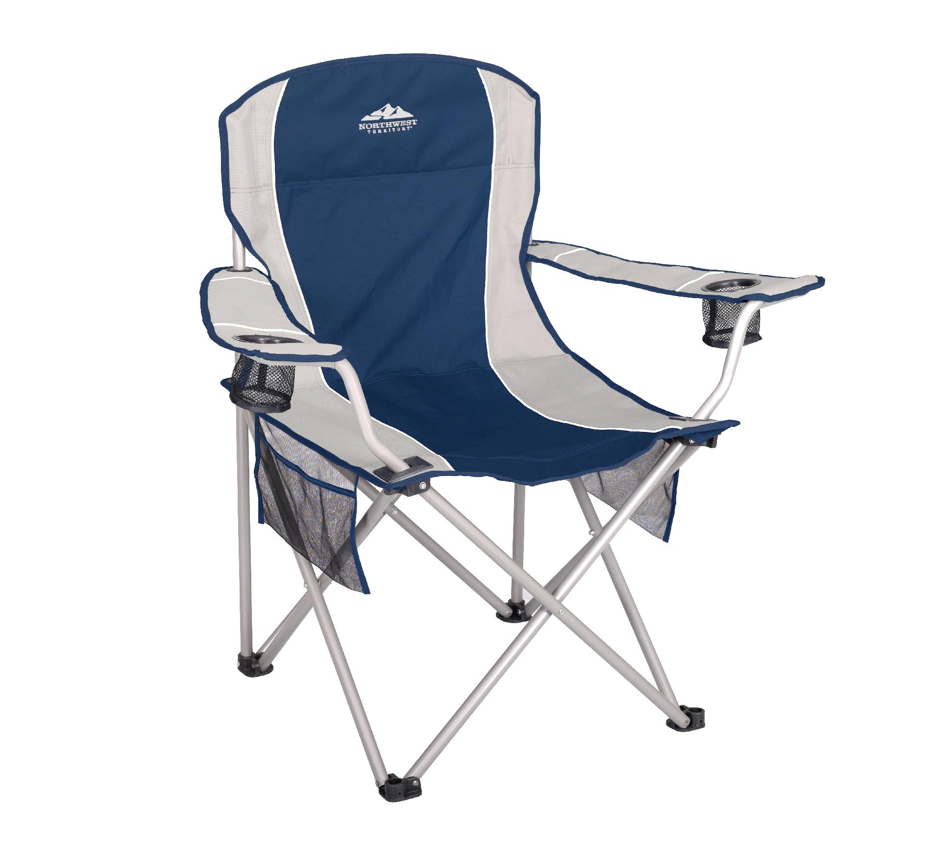 northwest territory chairs kids computer desk and chair set blue large folding a comfortable camp seat from kmart