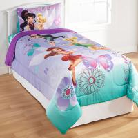 Disney Fairies Twin/Full Comforter