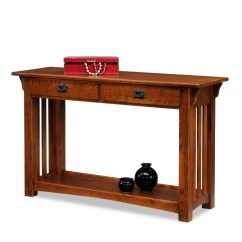 Mission Style Oak Sofa Table Road Seat Reviews Tables Amish