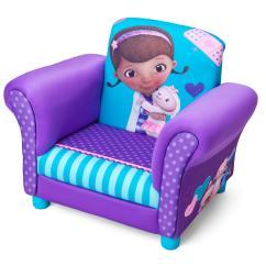 Doc Mcstuffin Chair Stability Ball Base Delta Children Mcstuffins Upholstered