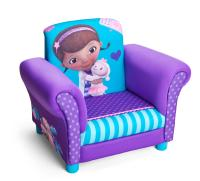 Delta Children Doc McStuffins Upholstered Chair