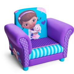 Doc Mcstuffins Chair Smyths Inexpensive Folding Beach Chairs Delta Children Upholstered