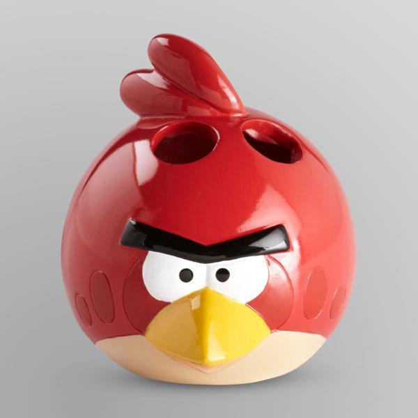 Angry Birds Ceramic Soap Dispenser - Blue Bird Home Bed & Bath Bathroom Accessories