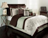 10pc Comforter Set - Sofia - Home - Bed & Bath - Bedding ...