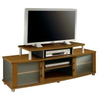 South Shore City Life 60-inch TV Stand in Morgan Cherry ...