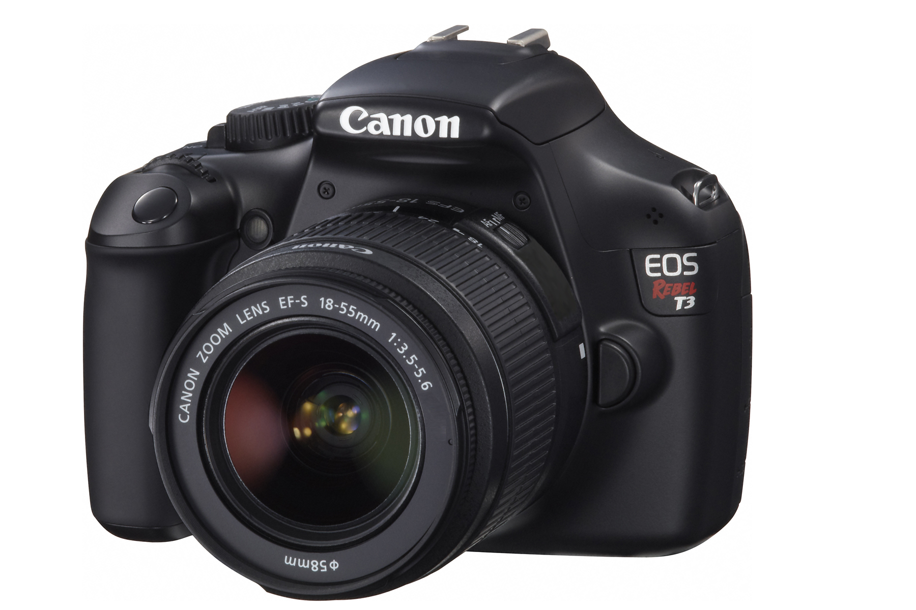 Canon Eos Rebel T3 Camera True Begins - Sears