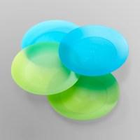 Acrylic Dinnerware. Everest Plastic Dinnerware Plate and ...