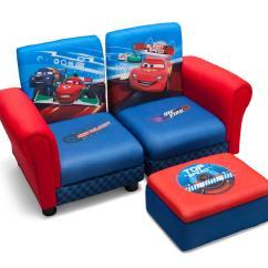 Cars Sofa Chair Rattan Indoor Disney Furniture Totally Kids Bedrooms