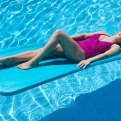 Pool Chair Floats Target Low Cost Covers Ltd Aqua Cell Deluxe Cool Float 1 75 In Thick
