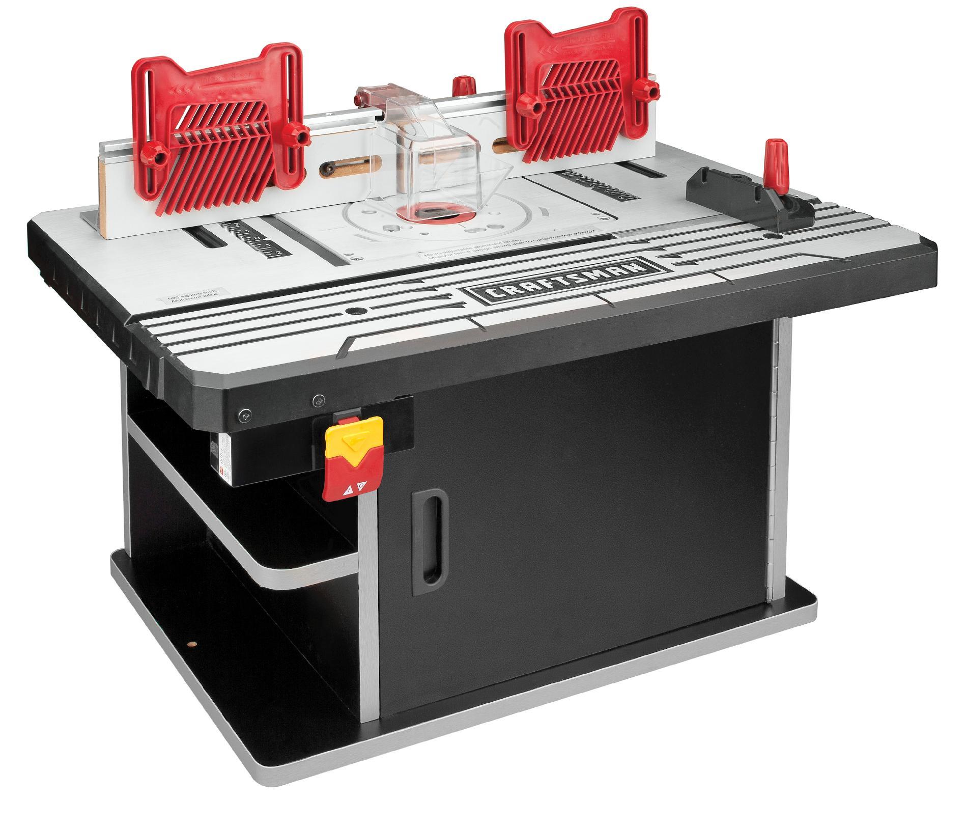 Craftsman Shaper Table