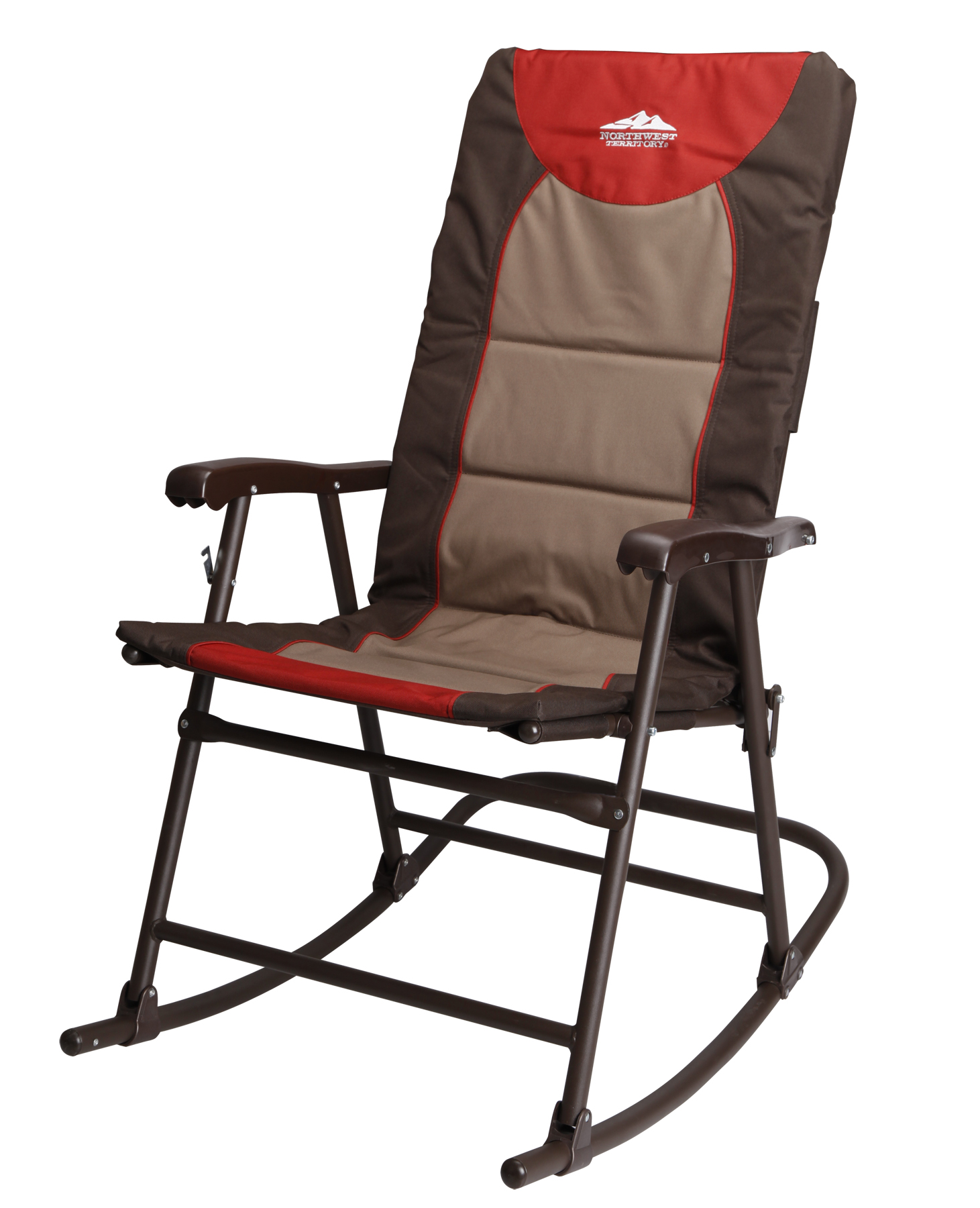 Camp Rocking Chair Campsite Rocking Chair Portable Stylish Seating From Kmart