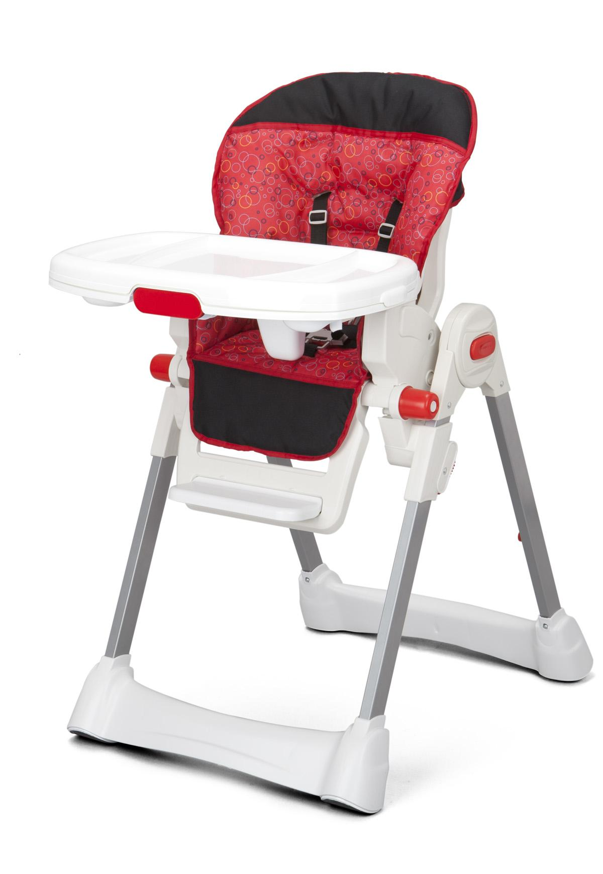 Red High Chair Delta Children Lx High Chair Red Circles Shop Your Way