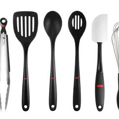 Oxo Kitchen Utensils Kidkraft Deluxe Big & Bright 53100 17 Pc Everyday Tool Set