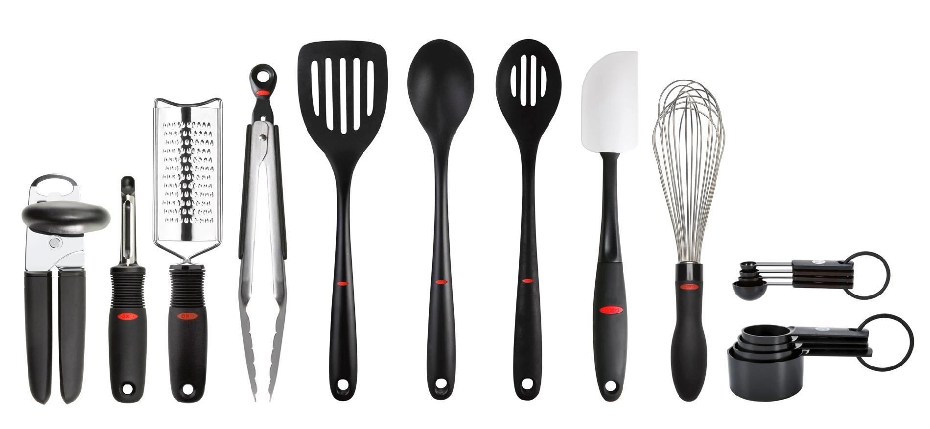 kitchen tool composting waste oxo 17 pc everyday set