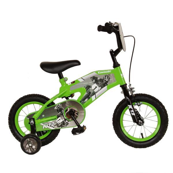 Kawasaki Kids Bike