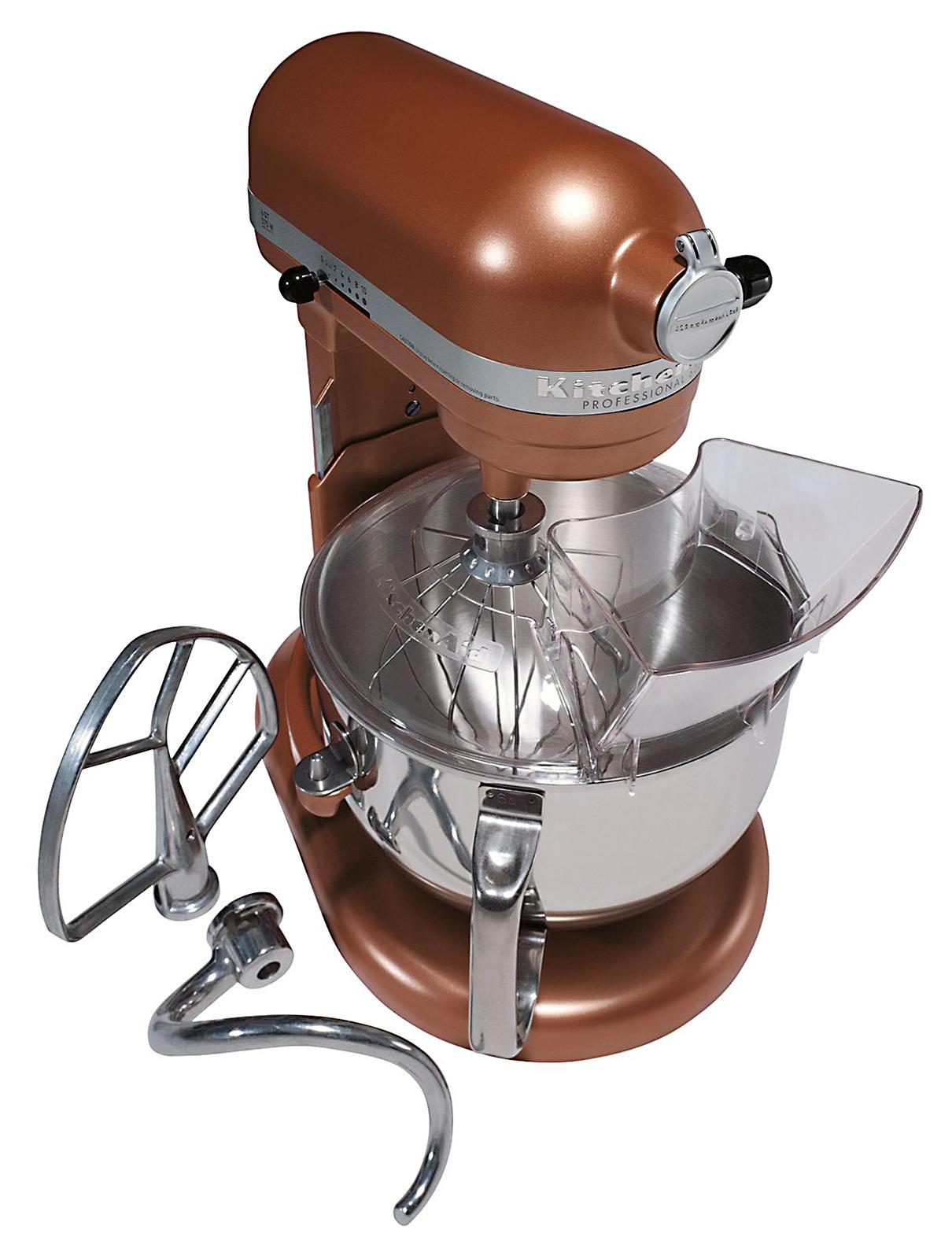 copper kitchen aid mixer sink mats with drain hole kitchenaid kp26m1xce professional 600 series 6 quart stand