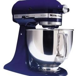 Kitchenaid Kitchen Stainless Island Ksm150psb Artisan Series 5 Quart Stand Mixer