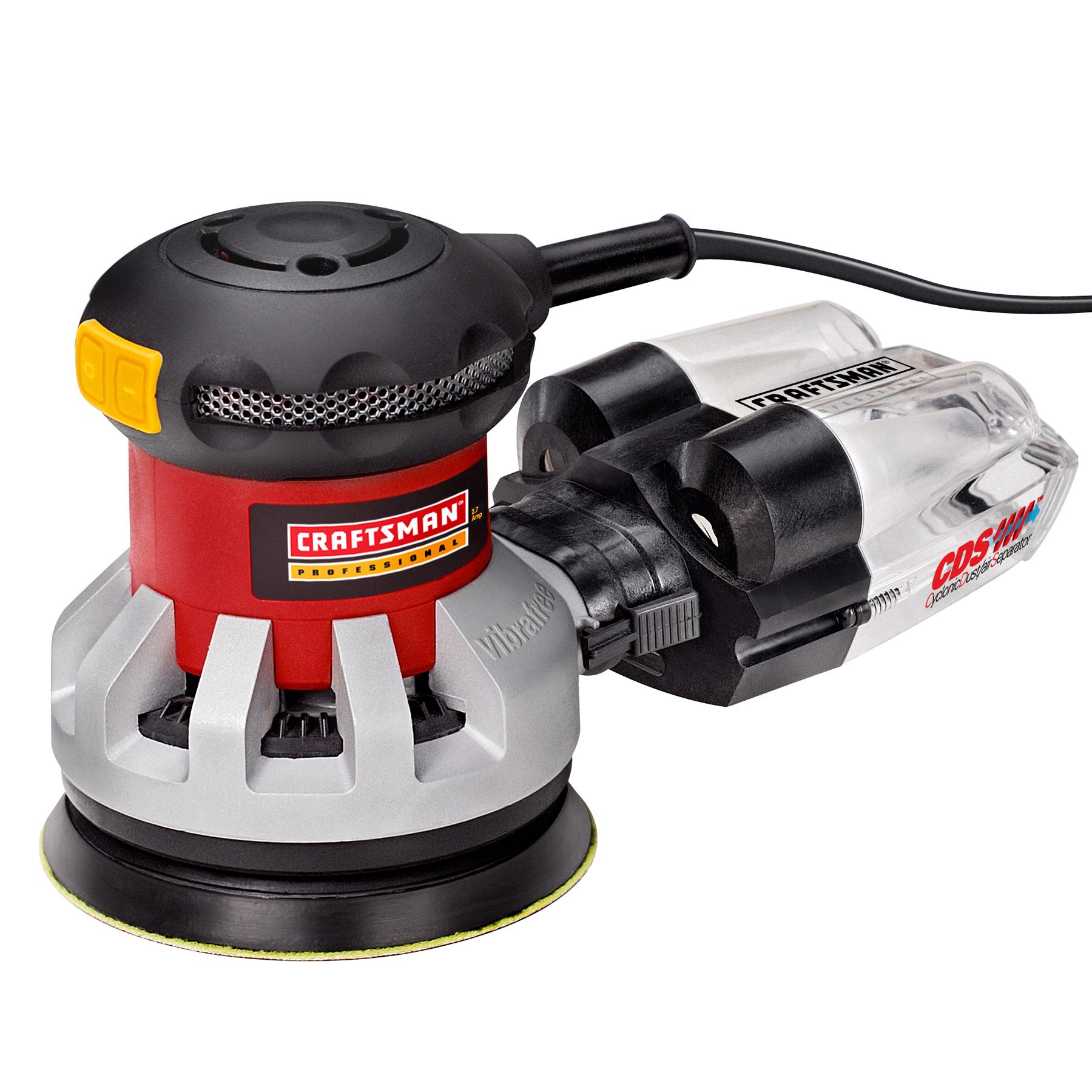 Craftsman Professional - 25927 Vibrafree 2.7 Amp Corded 5