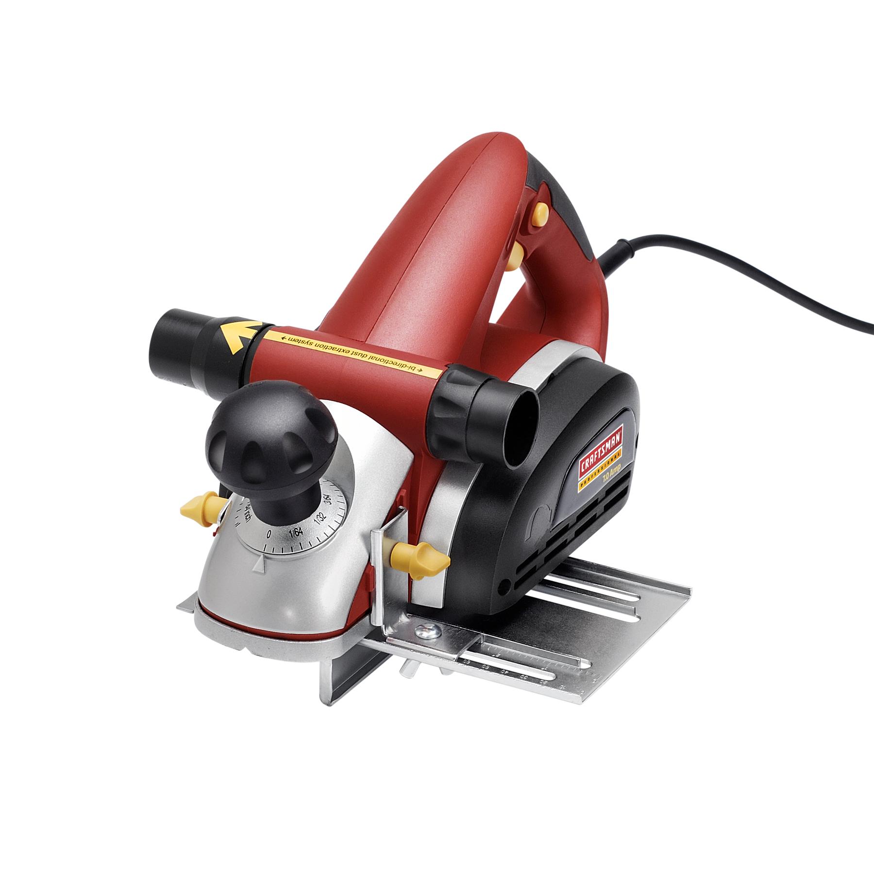 Craftsman Professional 26729 7 Amp Corded 3-1 4