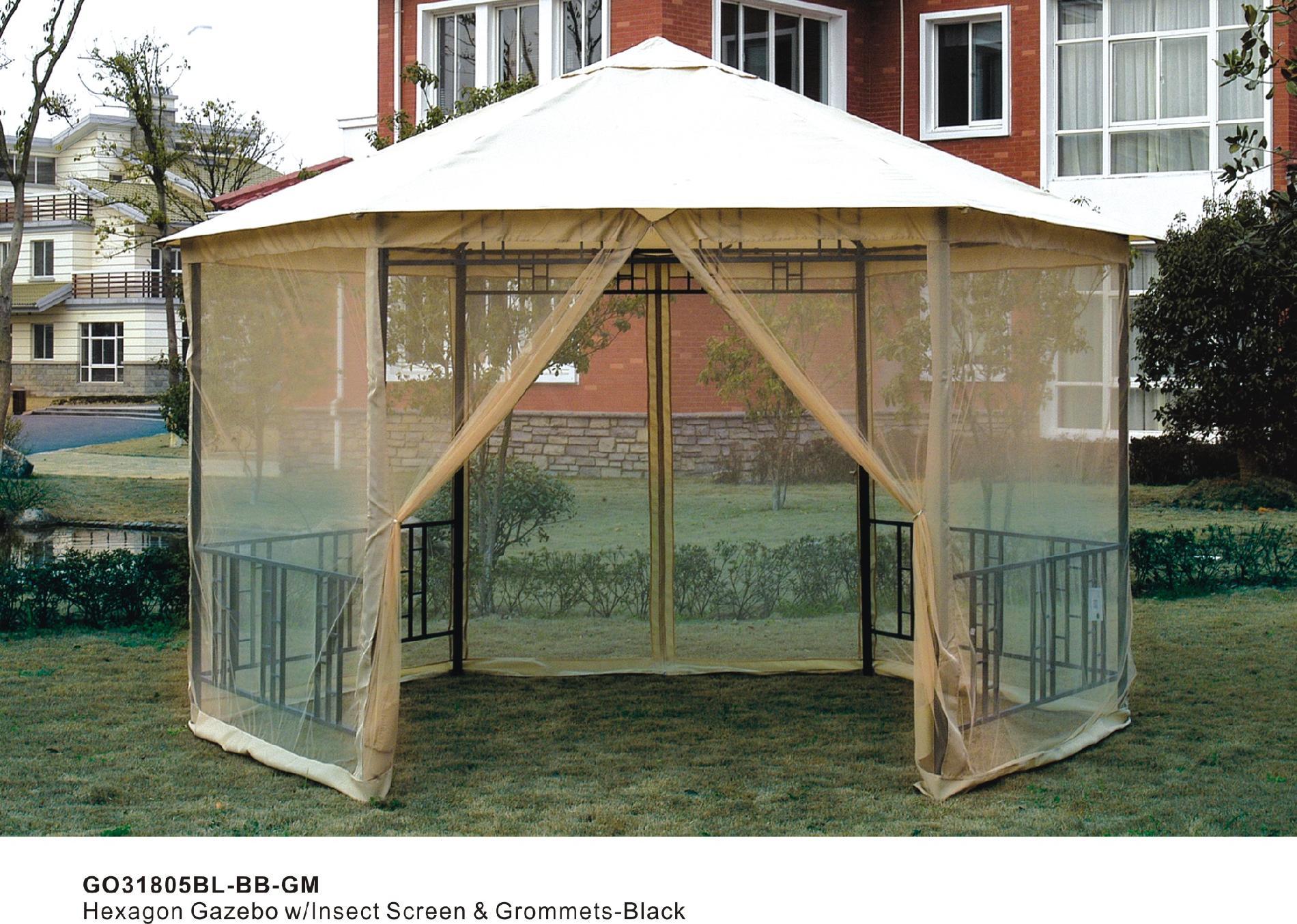 Screened Canopies Patio