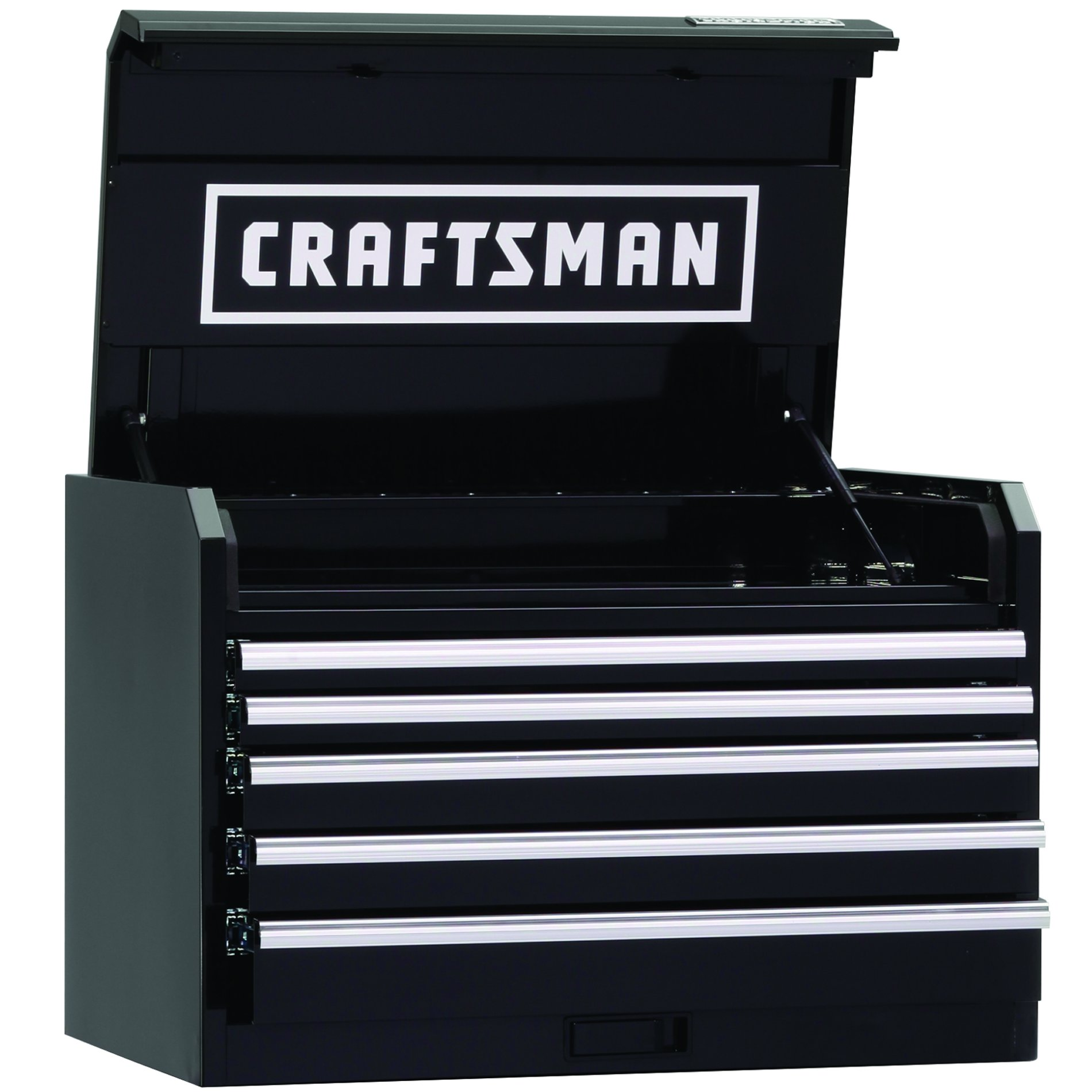 Craftsman 36 Wide 5Drawer Industrial Grade Top Chest