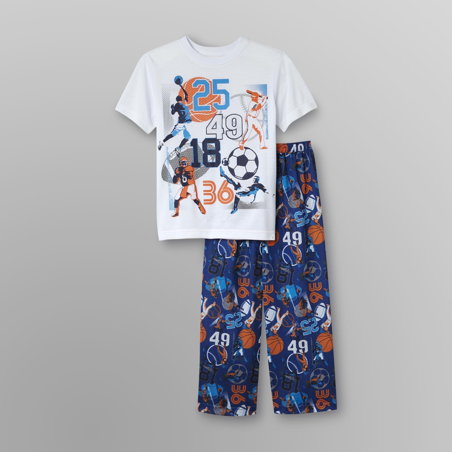 Christmas Pajamas Joe Boxer Boys
