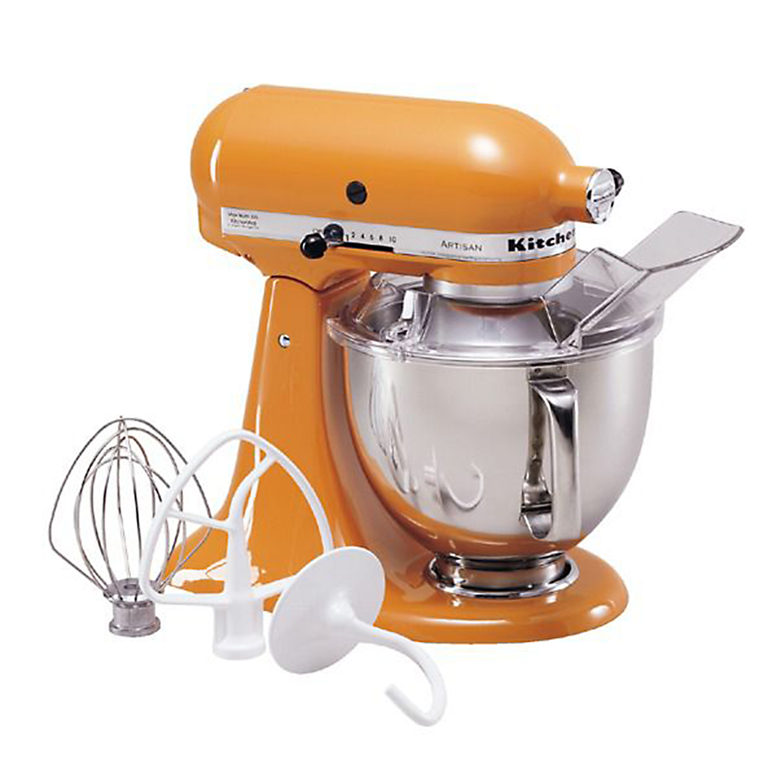 kitchen aid stand up mixer make your own island kitchenaid ksm150pstg artisan series 5 quart tangerine