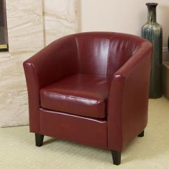 Red Club Chair Office Best Selling Home Decor Preston