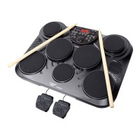 First Act Discovery Electronic Table Top Drum - Toys ...