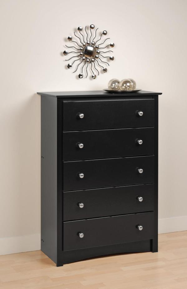 5 Drawer Dresser Chest