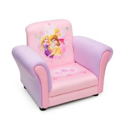 Baby Chairs For Toddlers Patio Chair Replacement Vinyl Straps Delta Children Disney Princess Kids Club