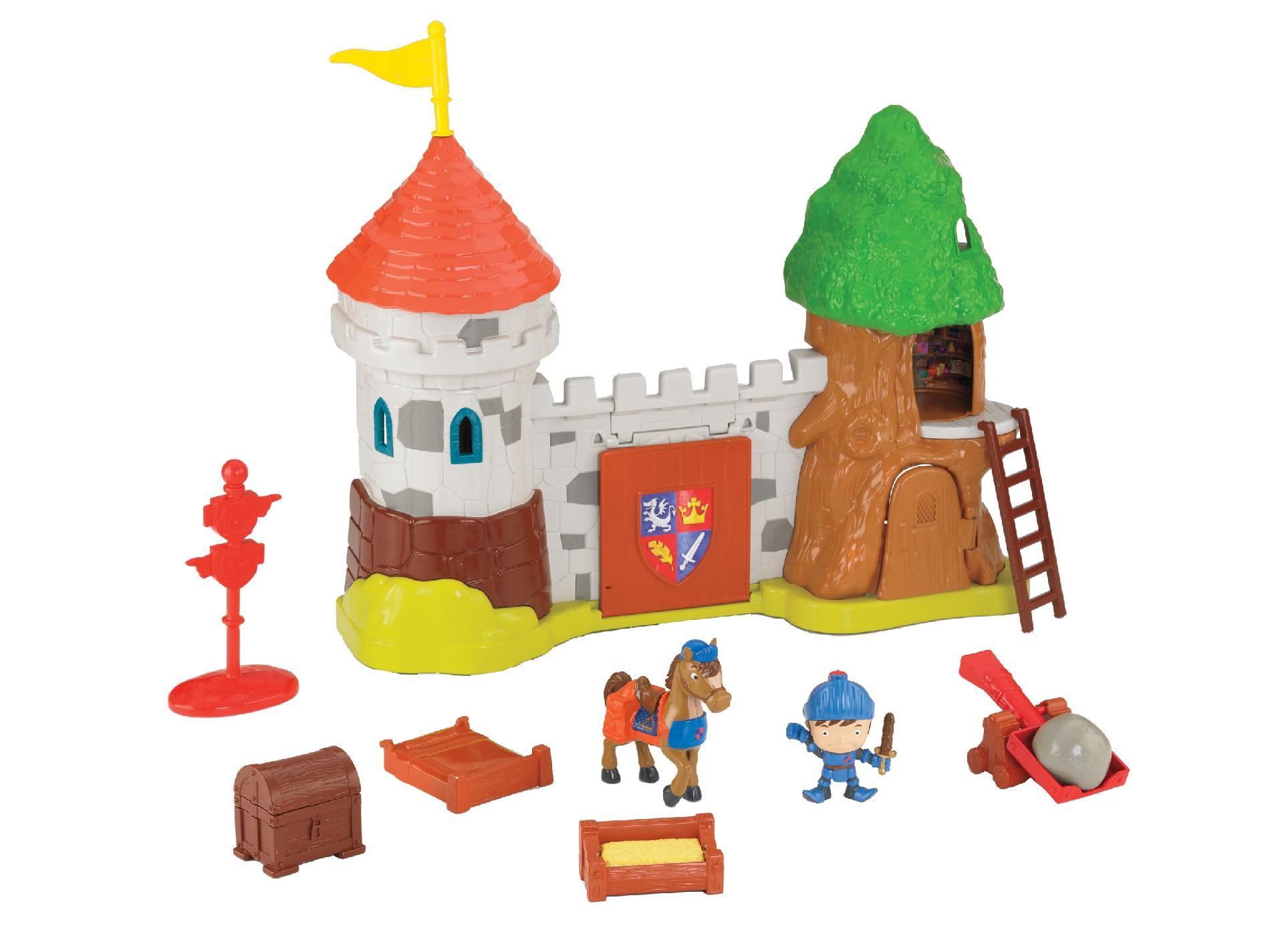 Mike Knight Glendragon Castle Play Set
