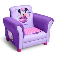 Childrens Upholstered Chair Big Office Chairs Uk Delta Children Disney Mickey Mouse Musical Table And 1