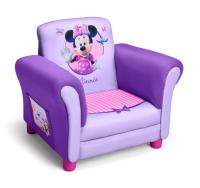 Delta Children Minnie Mouse Kids Club Chair Free Shipping ...