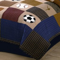 My World Classic Sports Quilt Set with Sham(s) - Home ...
