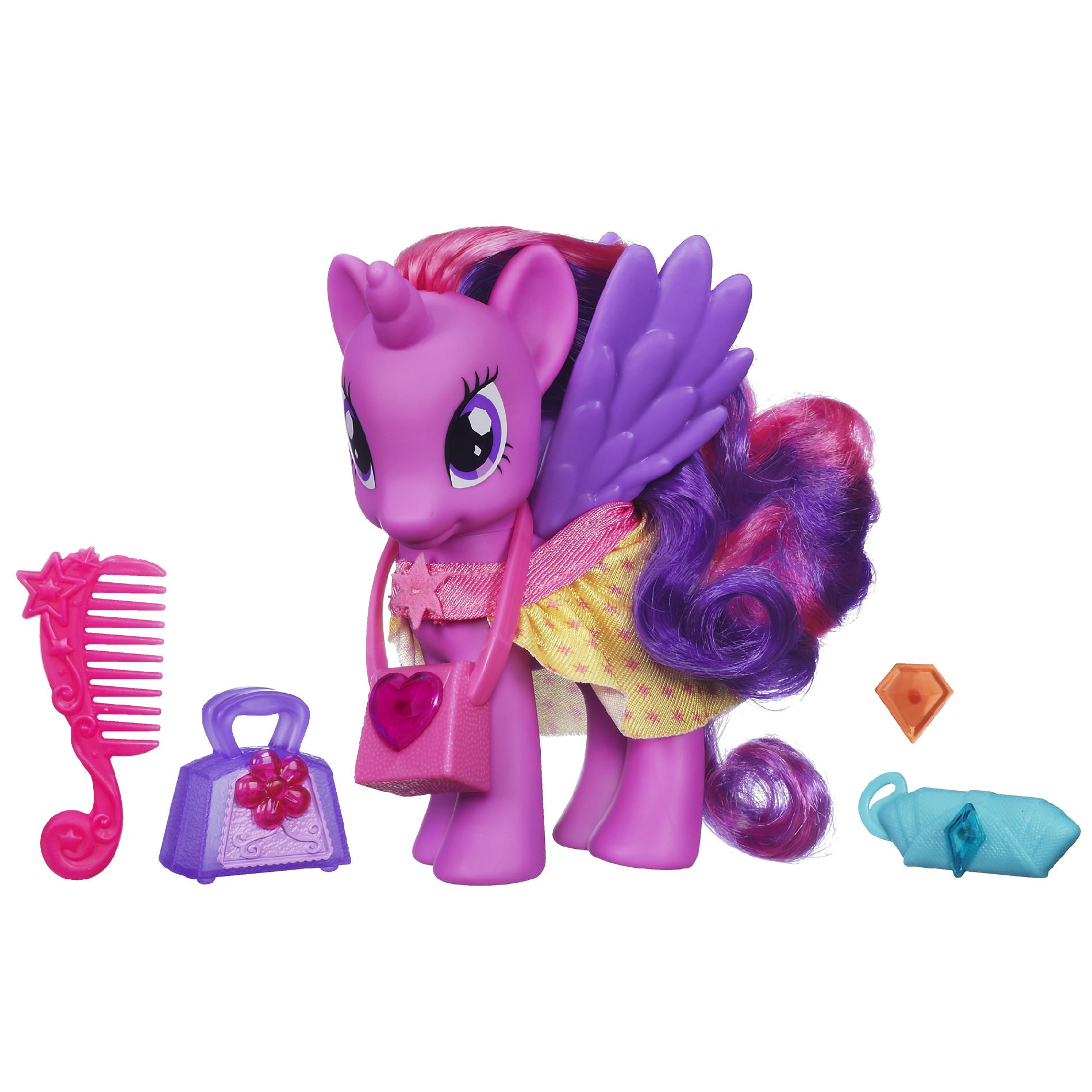 Little Pony Fashion Style- Princess Twilight Sparkle - Toys & Games Dolls Accessories