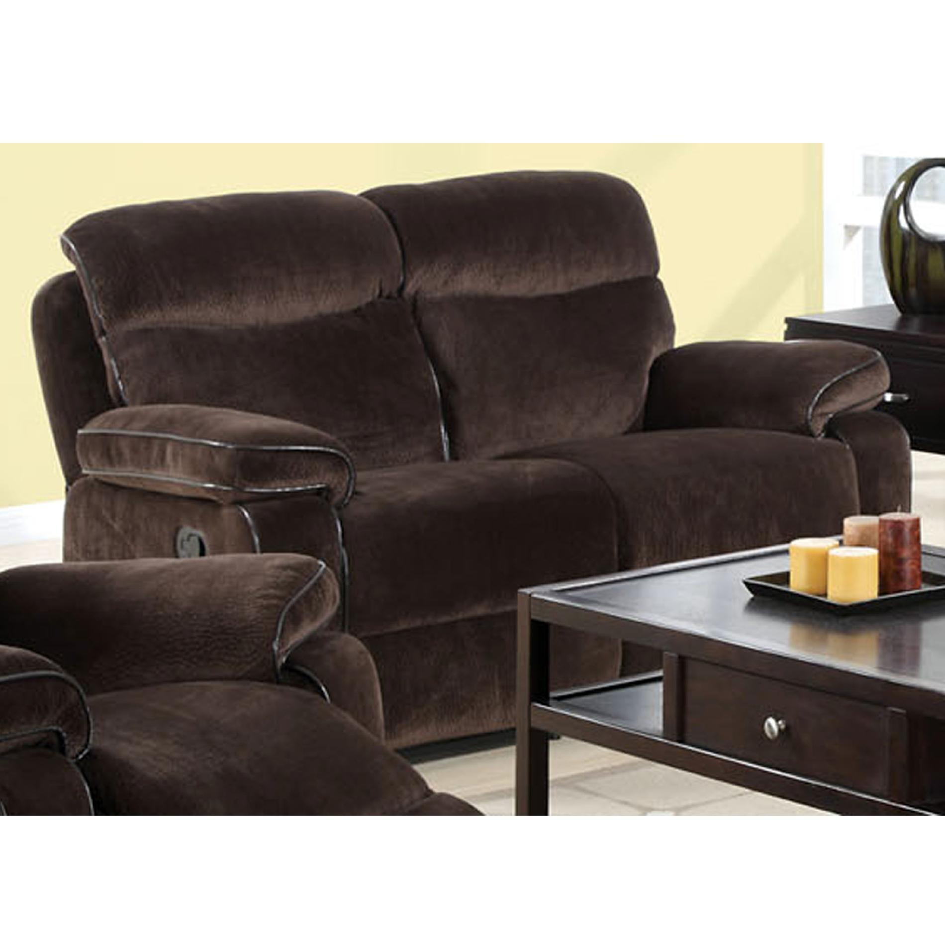 leather sofa bed sears charcoal grey set venetian worldwide cm6556 s winslow bonded