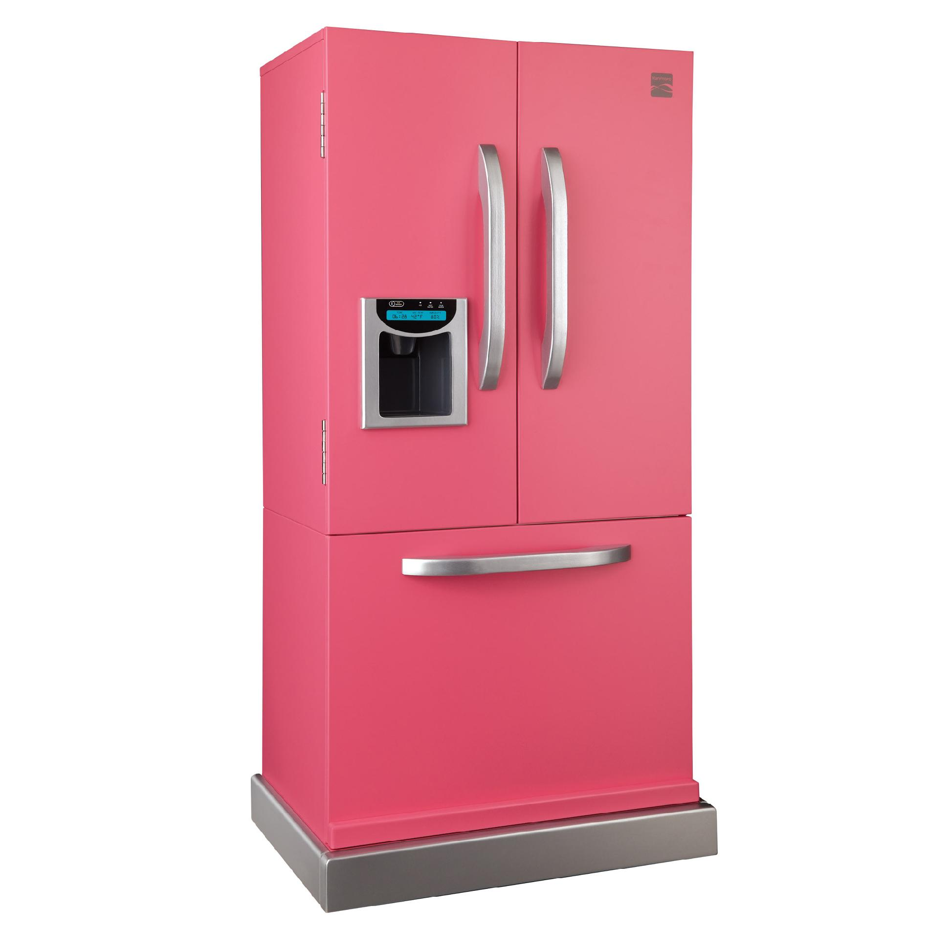 My First Kenmore Refrigerator  Pink  Toys  Games  Pretend Play  Dress Up  Kitchen