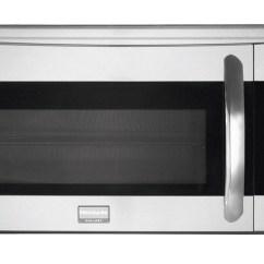 Frigidaire Kitchen Appliances Sink Hardware Gallery Fgmv154clf 1.5 Cu. Ft. Over-the-range ...