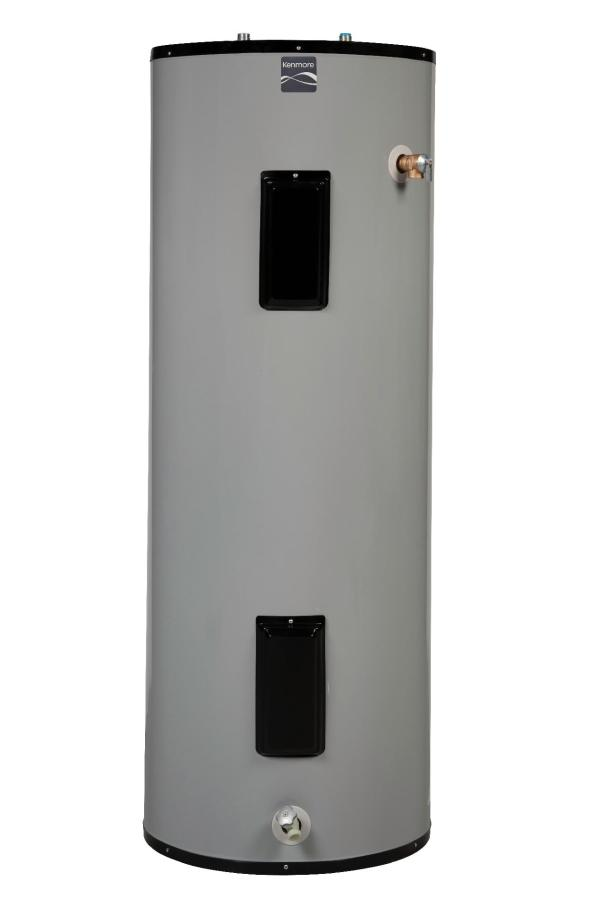 Kenmore 66 Gal. Tall 12-year Electric Water Heater - Limited Availability